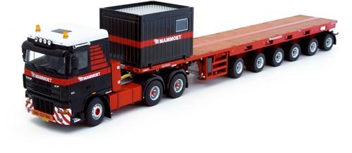 DAF XF95 + 6 Axle Ballasttrailer