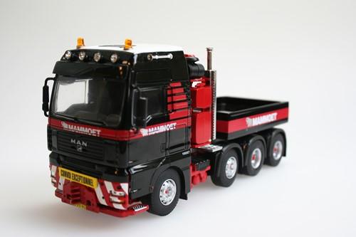 MAN TGA XXL 4-Axle