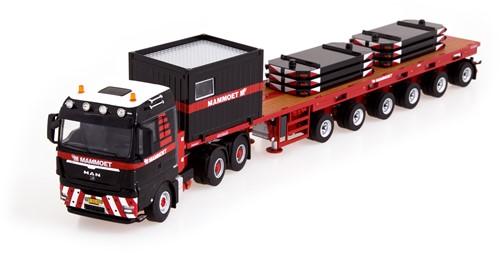 MAN TGX + 6 Axle Ballasttrailer