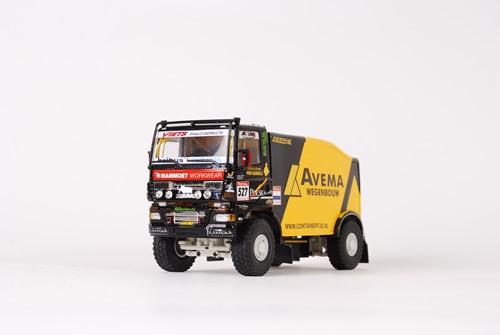 Mammoet Dakar Truck 2009