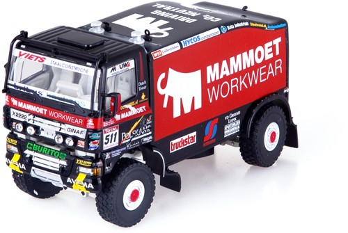 Mammoet Dakar Truck 2010