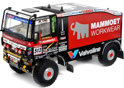 Mammoet Dakar Truck 2011