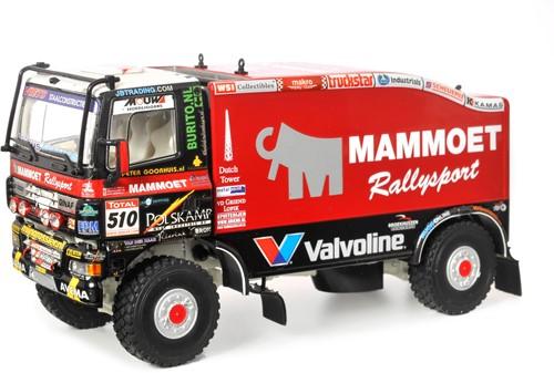 Mammoet Dakar Truck 2012