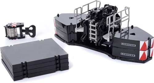 Ballast set LTM 1350