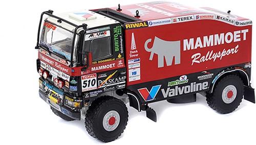 Mammoet Dakar Truck 2013