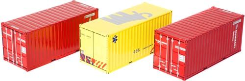 Mammoet Container Set