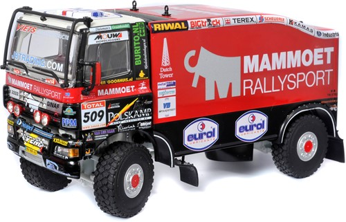 Mammoet Dakar Truck 2014