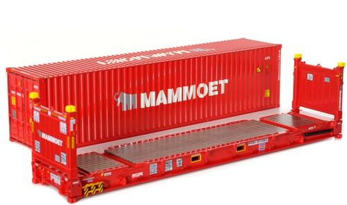 Mammoet Container Set II