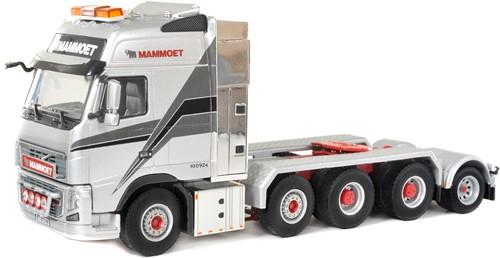 Mammoet Norway Volvo 8x4 + tagaxle