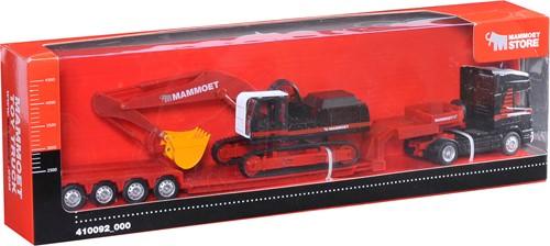 Mammoet Toy Truck