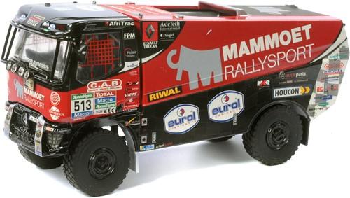 Mammoet Rallysport Dakar truck 2015