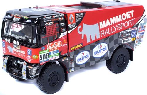 Mammoet Rallysport Dakar truck 2016