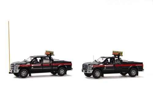 Mammoet F250 Pickup Truck Escort Set