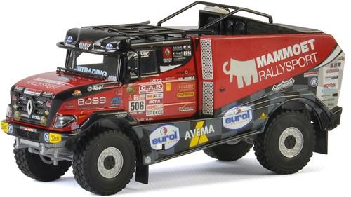 Mammoet Rallysport Dakar Truck 2018