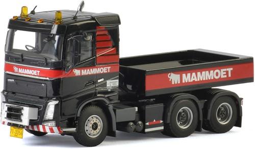 Mammoet Volvo FH Sleeper cab 6x4 + ballastbox