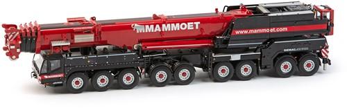 Mammoet Demag AC 700 pre-order edition