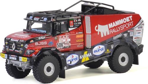 Mammoet Rallysport Sherpa Dakar Truck 2019