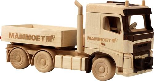 Mammoet Volvo FH4 Sleeper Cab Ballast Box