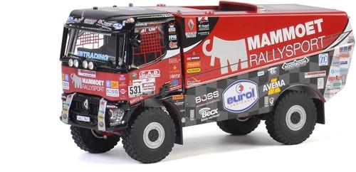 Mammoet Rallysport K520 Dakar truck 2019