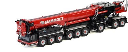 Mammoet LTM 1750