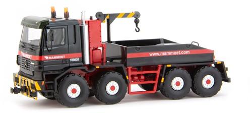 Mammoet MB Actros 8x8