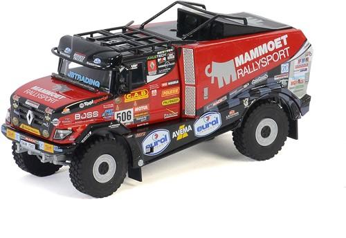 Mammoet Rallysport Sherpa Dakar Truck 2020