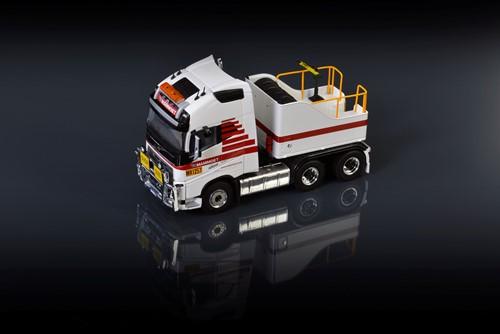 Mammoet Volvo FH16 Globetrotter XL inclusief ballastbox
