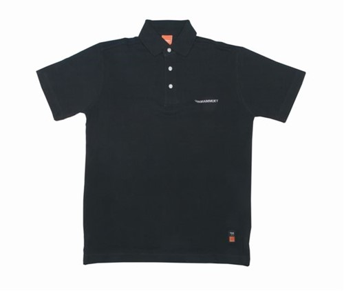 Polo Black Men L