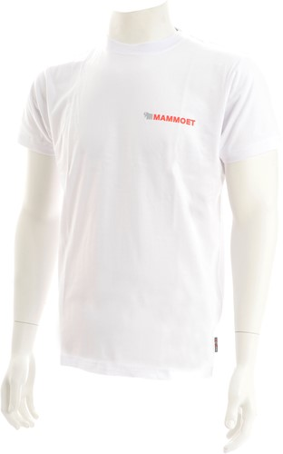 T-Shirt White Men L