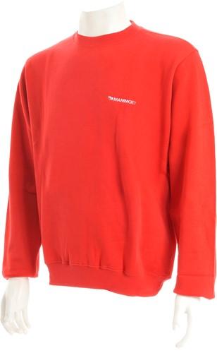 Mammoet Crewneck Sweatshirt Red
