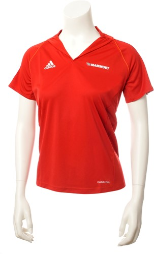 Adidas Polo Red Ladies XL