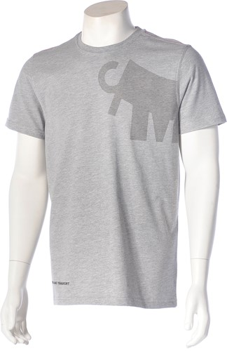 Mammoet Dubal T-shirt Men Grey