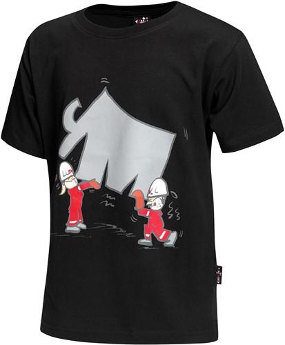 T-shirt Mammoet Kids Cartoon (2-pack) 128