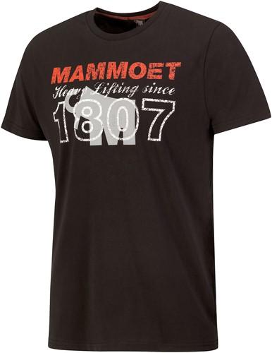 Hamilton T-shirt black Men 4XL