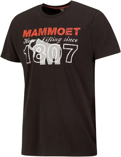 Hamilton T-shirt black Men XXL