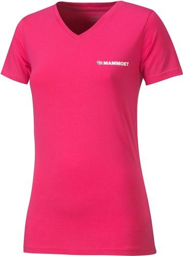 T-shirt Mammoet Ladies Pink M