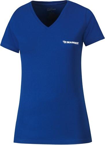 T-shirt Mammoet Ladies Blue S