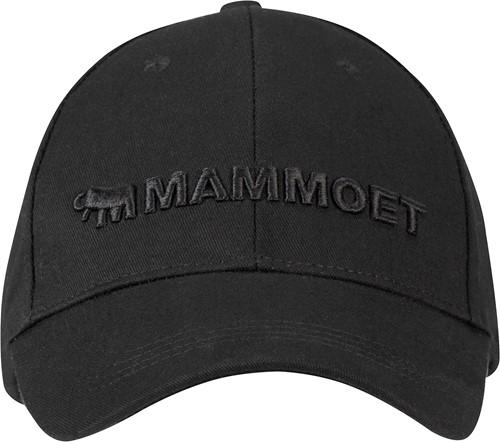 Mammoet Cap Nero