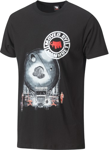 Mammoet Truck T-shirt XXL
