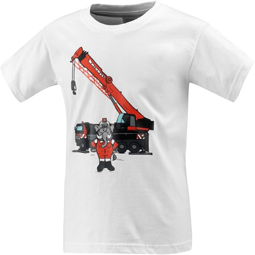 Mambo Kraan T-shirt Wit