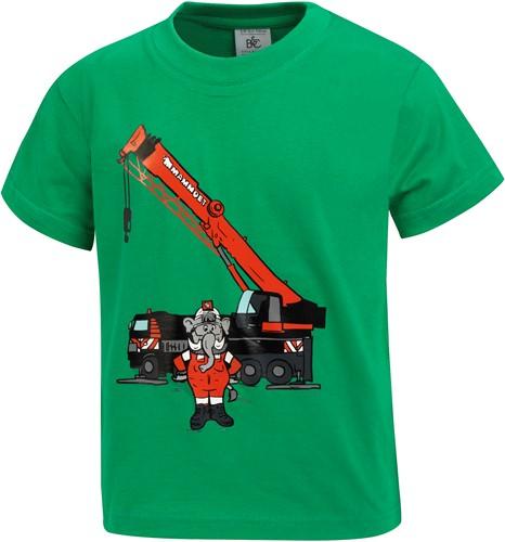 Mambo crane t-shirt Green 116