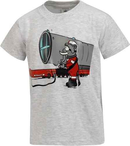 Mambo SPMT t-shirt Grey 116