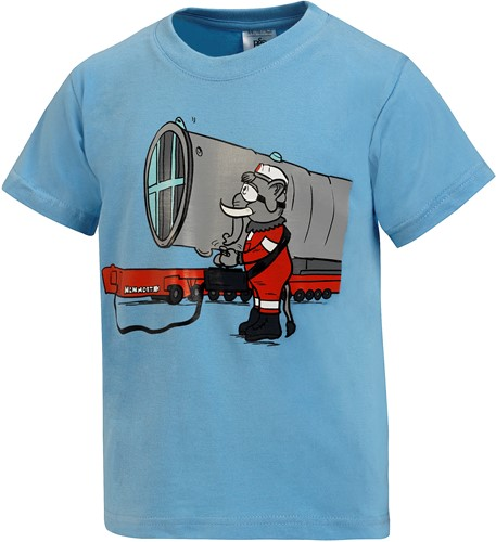 Mambo SPMT t-shirt Blue 104