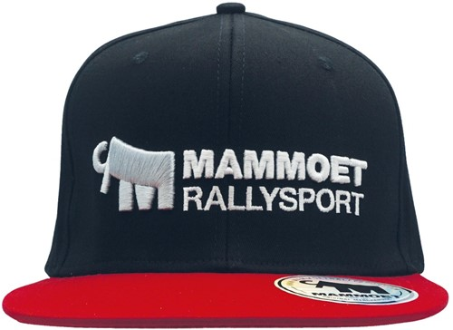 Mammoet Rally fitted snapback cap