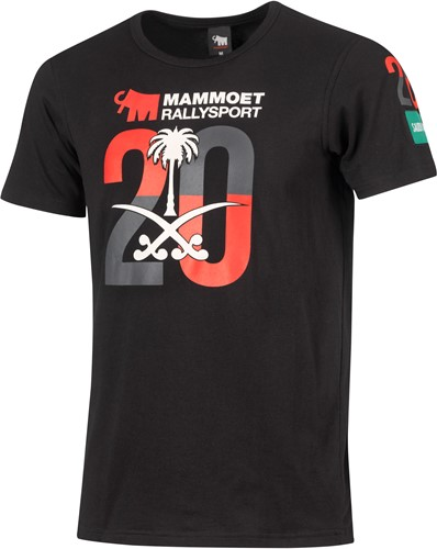 T-Shirt Men Mammoet Rallysport 2020 4XL