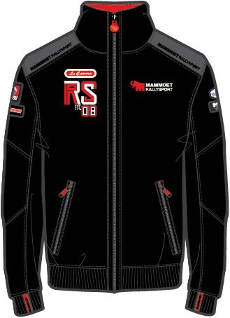 Sweater Mammoet Rallysport 2021 3XL