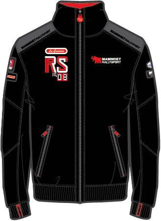 Sweater Mammoet Rallysport 2021 S
