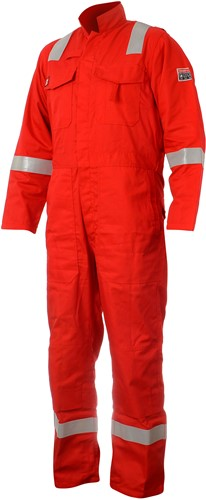Multinorm Overall Red 60