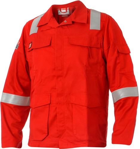Multinorm Jacket Red 64