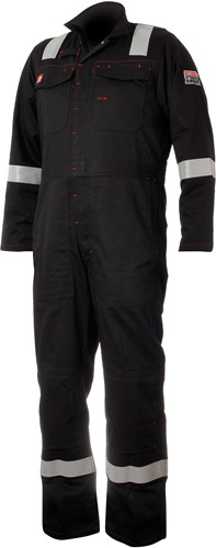 Offshore Overall Black 58